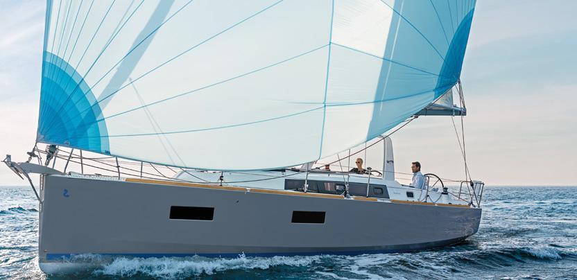 Oceanis 38.1 (PAGANINI)  - 2