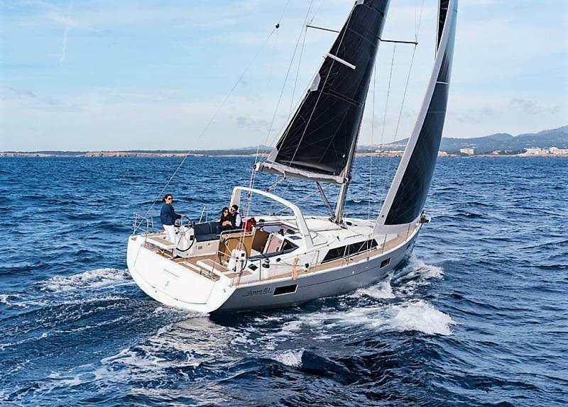 Oceanis 41.1 (LADY DAZE)  - 2