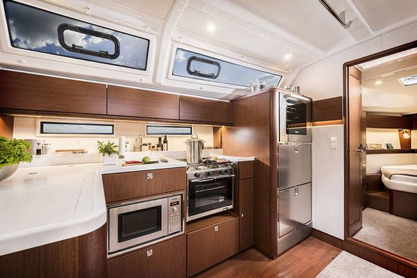 Bavaria Cruiser 46 Style (Elisa)  - 2