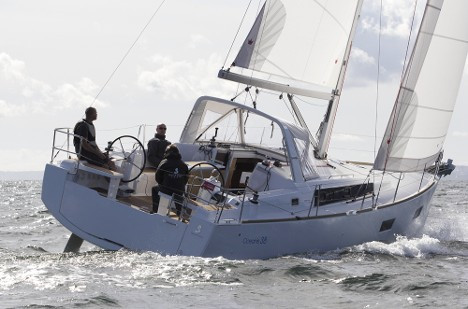 Oceanis 38.1 (Dani)  - 0