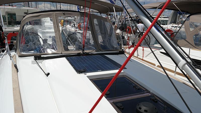 Sun Odyssey 419 (Ninia)  - 2