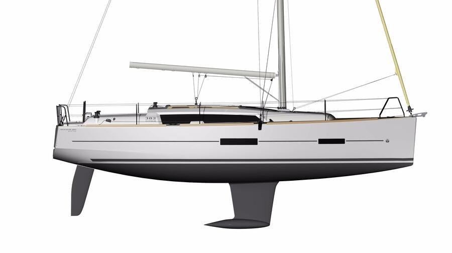 Dufour 382 Grand Large (Avanti)  - 6