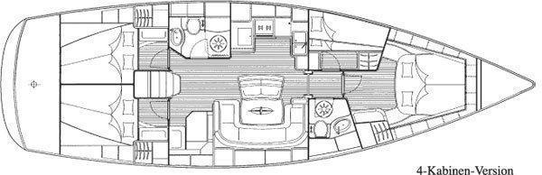 BAVARIA 46 CRUISER (2085)  - 4