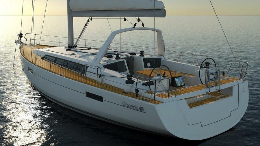 Oceanis 48 (2897)  - 1