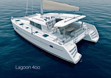 LAGOON 400 (2958)  - 0