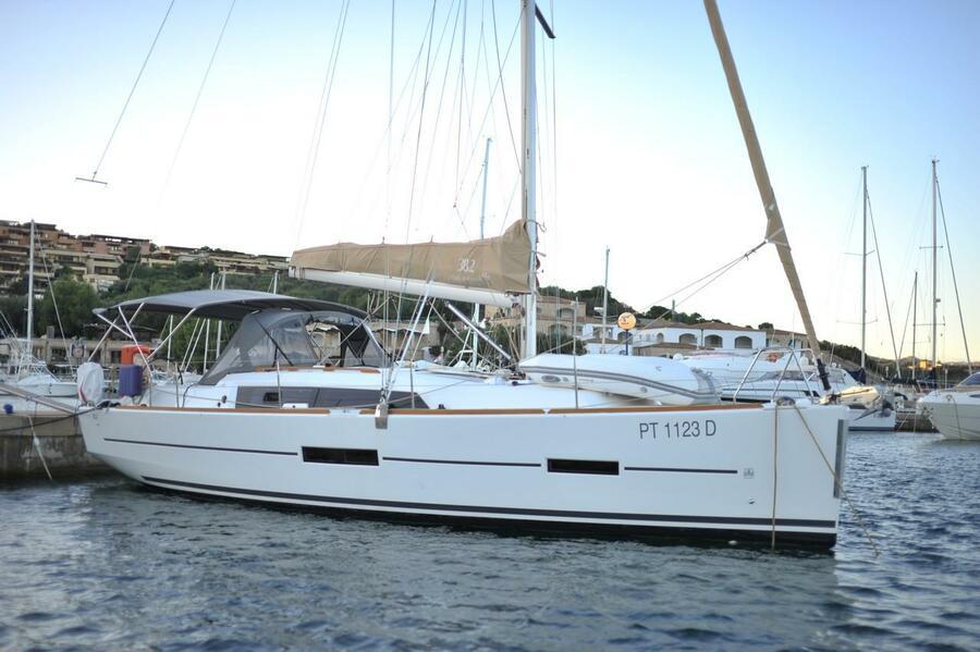 Dufour 382 (Andreana)  - 7