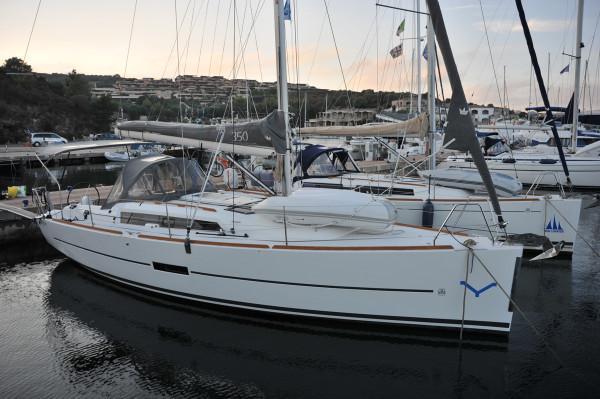 Dufour 350 (Mirtilla)  - 16