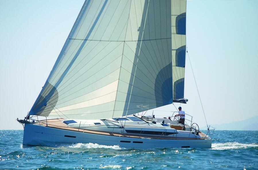 Sun Odyssey 449 (Beaujolais)  - 1