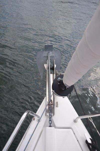 Oceanis 38.1 (Naima)  - 4
