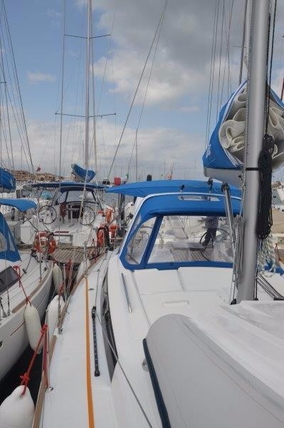 Oceanis 38.1 (Naima)  - 2