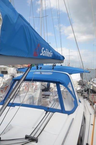 Oceanis 38.1 (Naima)  - 3