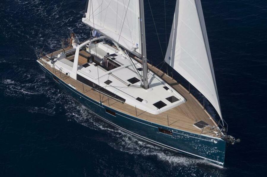 Oceanis 48 (Mrs Kennedy)  - 0
