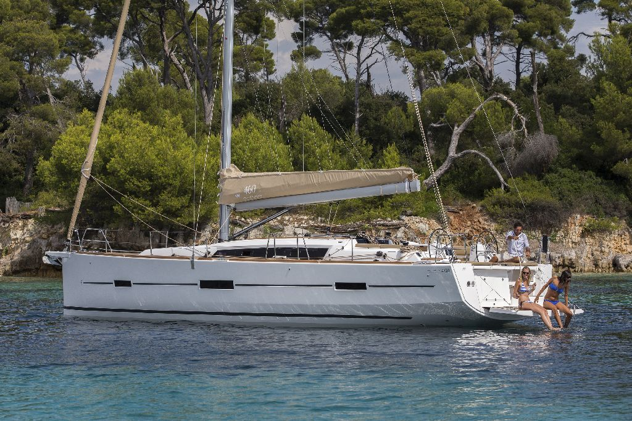 Dufour 460 Grand Large (Eva)  - 8