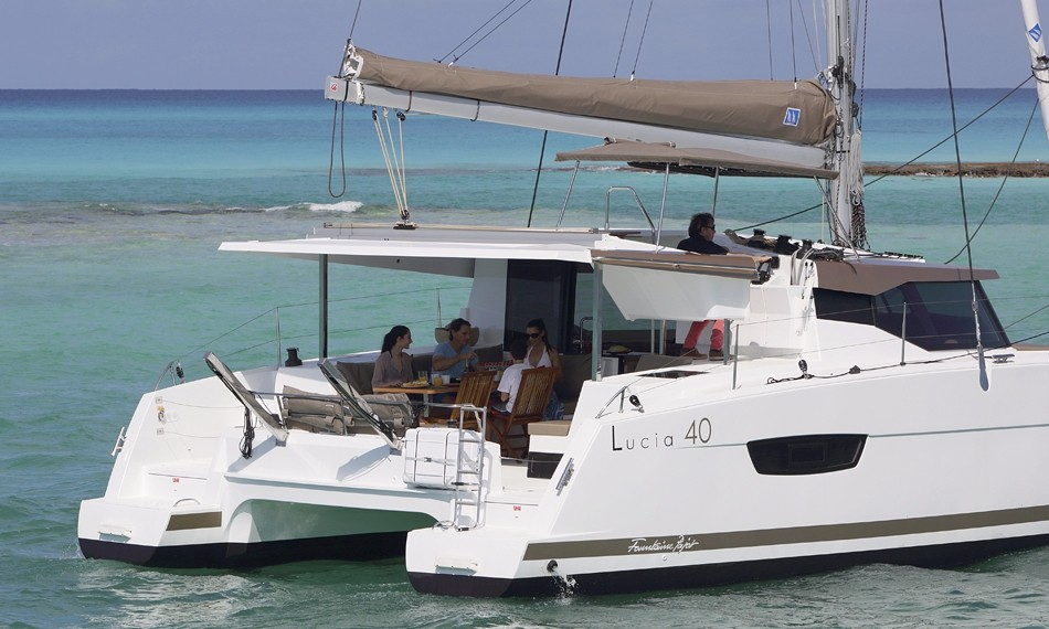 Lucia 40 with watermaker (MUSCADE)  - 1