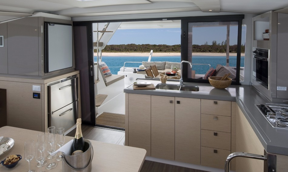 Lucia 40 with watermaker (MUSCADE)  - 3