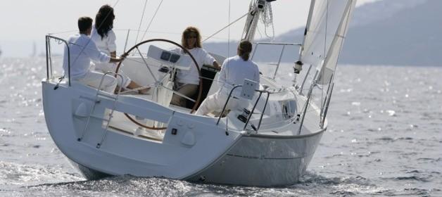 Sun Odyssey 32 (CHAROULA)  - 1
