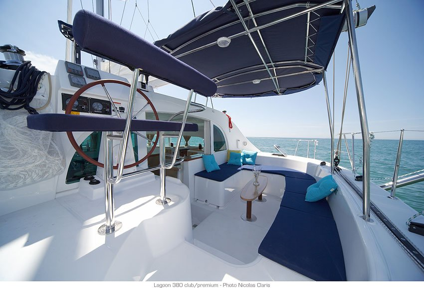 Lagoon 380 (Why Knot)  - 7