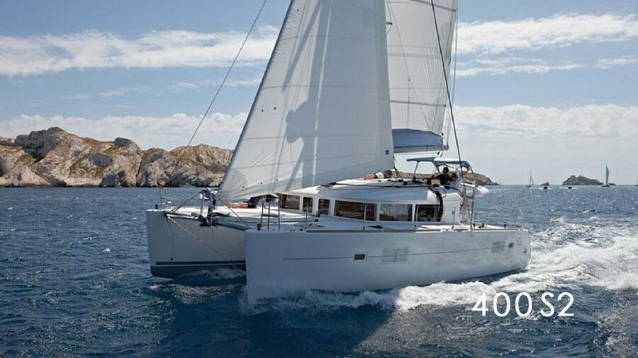 Lagoon 400 S2 (My Elfri III)  - 0