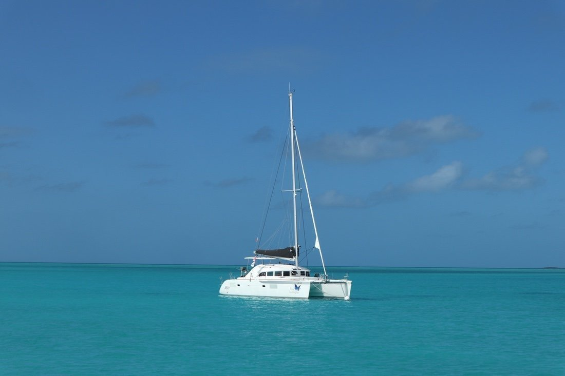 Lagoon 380 Infinity (Blue Butterfly)  - 0