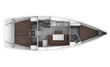 Bavaria Cruiser 41 (Quintessa)  - 8