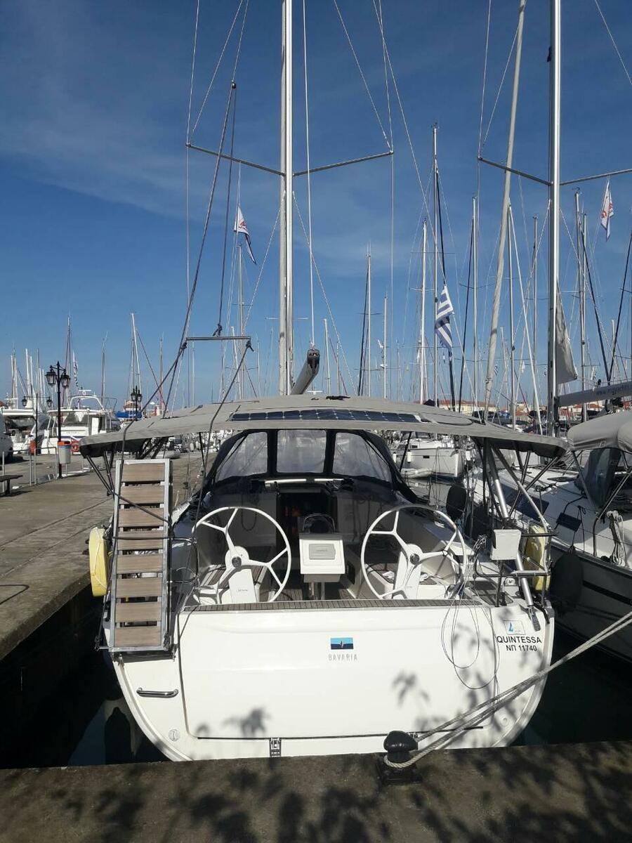 Bavaria Cruiser 41 (Quintessa)  - 4