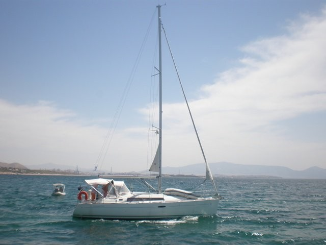 Oceanis 34 (Marilou)  - 5