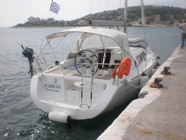 Oceanis 34 (Marilou)  - 3
