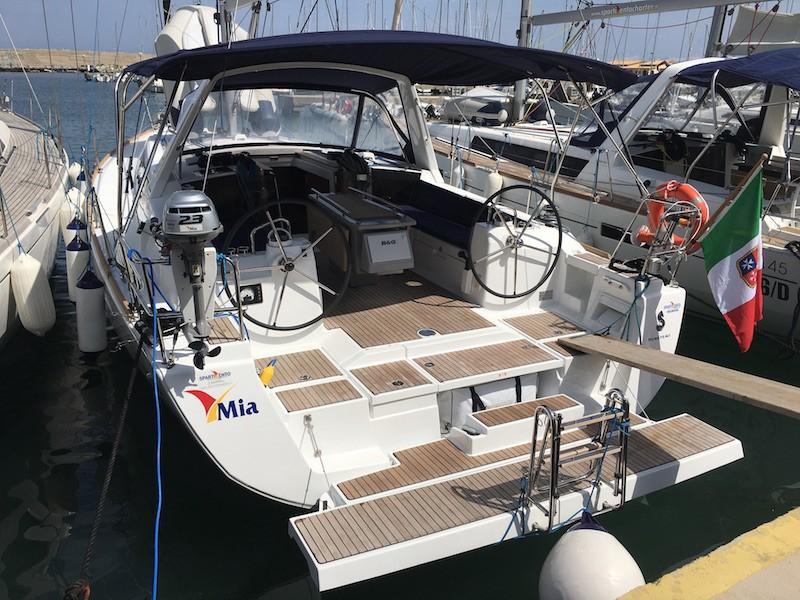 Oceanis 41 S (Mia)  - 3