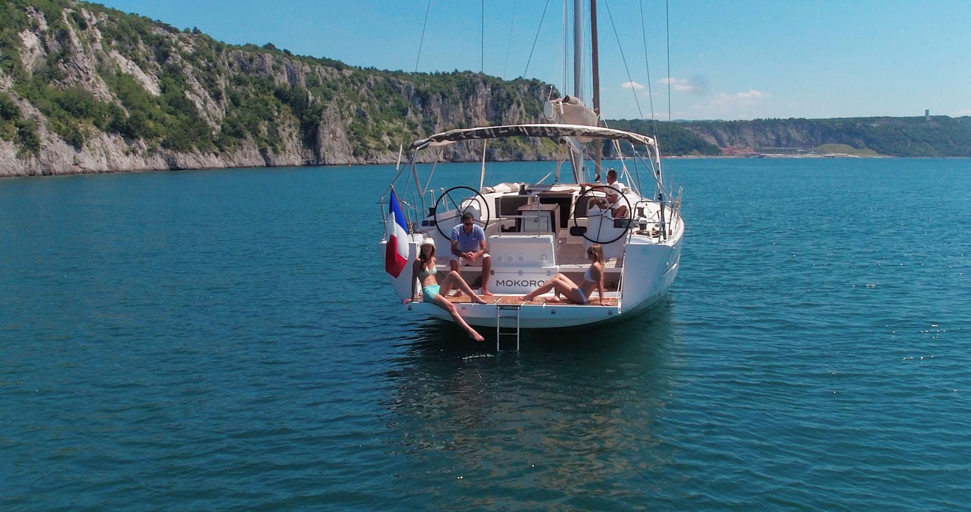 Dufour 512 GL with watermaker & A/C - PLUS (PUCCINI)  - 2
