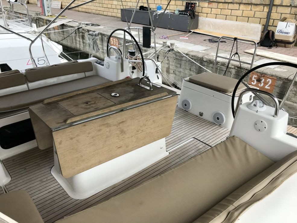 Dufour 512 GL with watermaker & A/C - PLUS (PUCCINI)  - 5