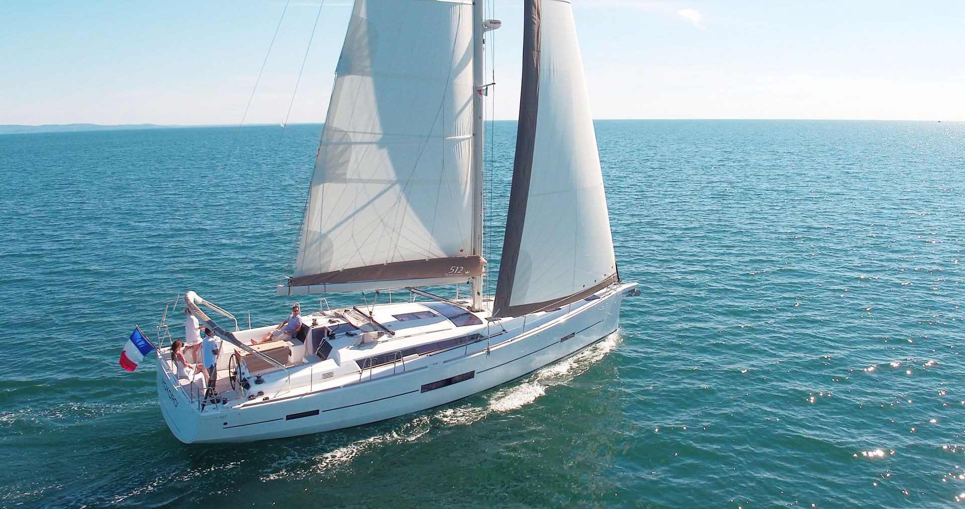 Dufour 512 GL with watermaker & A/C - PLUS (PUCCINI)  - 3