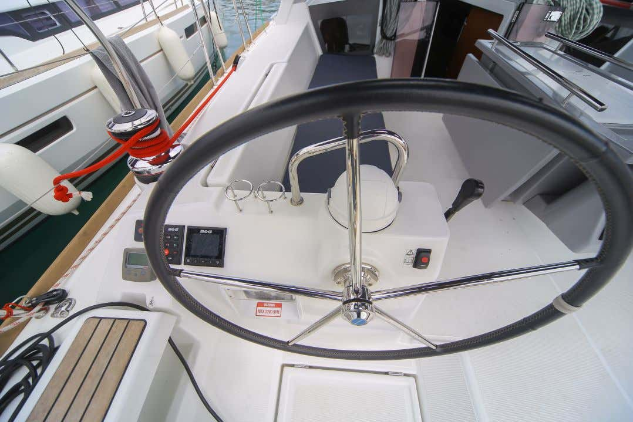 Oceanis 45 (STRAUSS)  - 6