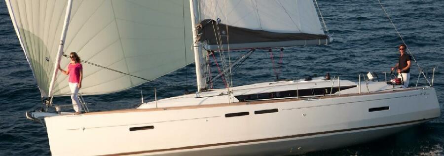 Sun Odyssey 419 (OFFENBACH)  - 13