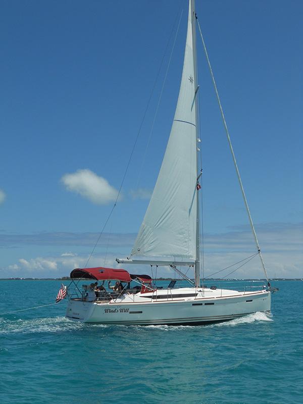 Jeanneau 439 (Wind's Will)  - 1