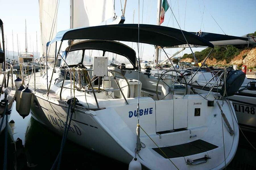 Sun Odyssey 45.2 (Dubhe)  - 0