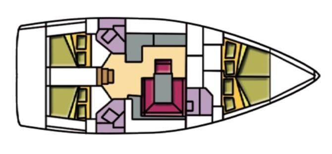 Bavaria Cruiser 46 (Aludra)  - 15