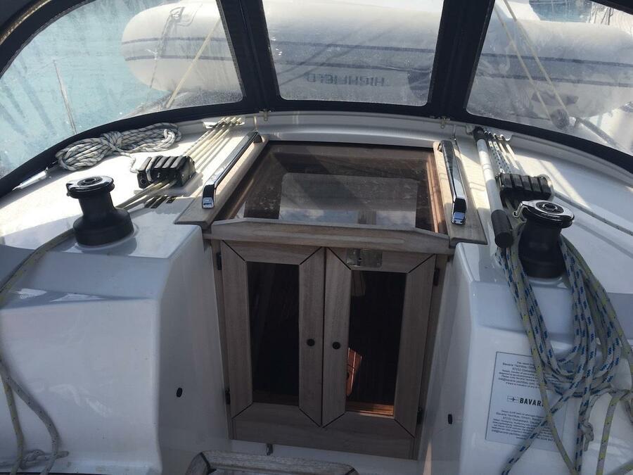 Bavaria Cruiser 37 (Menkar)  - 9