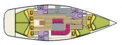 Oceanis 423 (Fomalhaut)  - 15