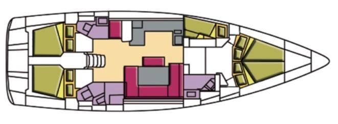 Bavaria Cruiser 51 (Shiba)  - 16
