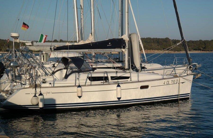 Sun Odyssey 36i (Lyra)  - 0