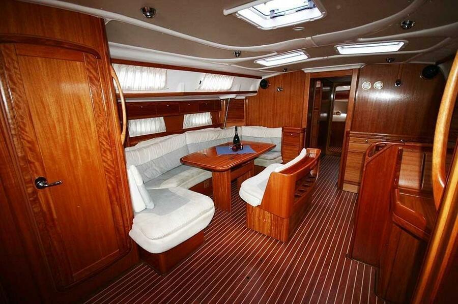 Bavaria 50 Cruiser (Sirius)  - 9