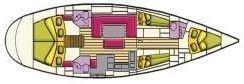 Bavaria 50 Cruiser (Sirius)  - 14