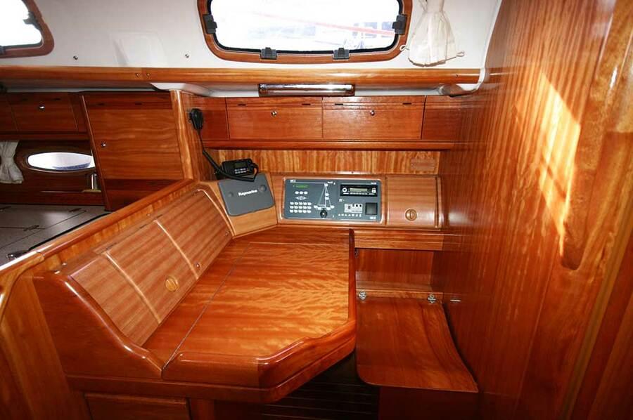 Bavaria 50 Cruiser (Sirius)  - 6