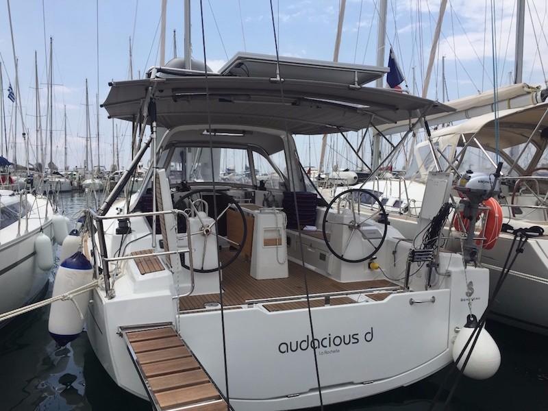 Oceanis 38 (AUDACIOUS D)  - 0