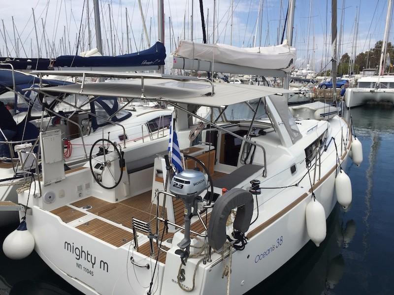 Oceanis 38 (MIGHTY M)  - 0