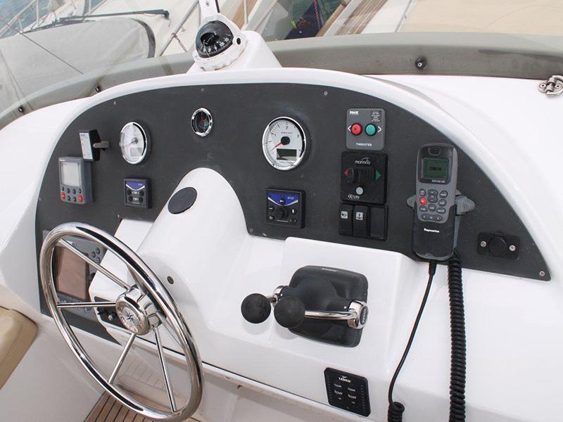 Beneteau Swift Trawler 42 (MOJA 3)  - 6