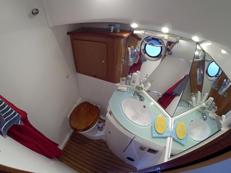 Beneteau Swift Trawler 42 (MOJA 3)  - 2