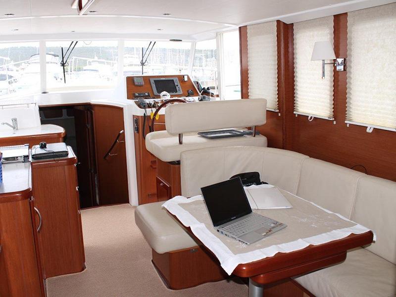 Beneteau Swift Trawler 42 (MOJA 3)  - 8