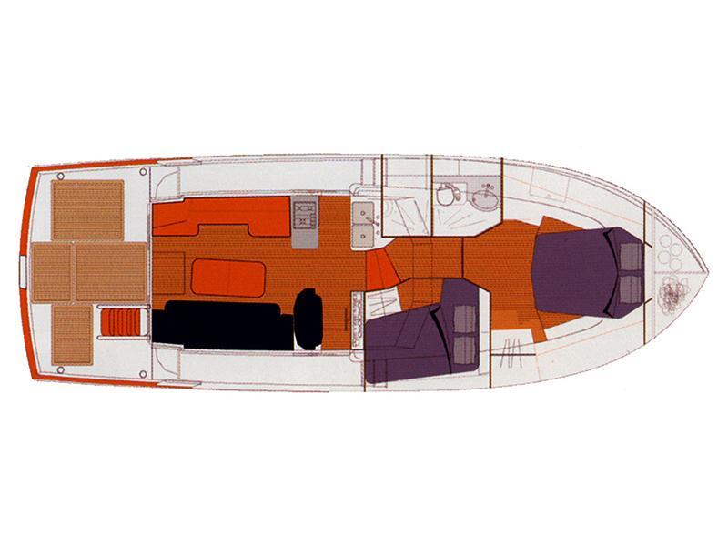 Beneteau Swift Trawler 42 (MOJA 3)  - 13