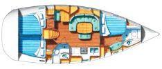 Oceanis Clipper 39.3 (ARIANA)  - 8